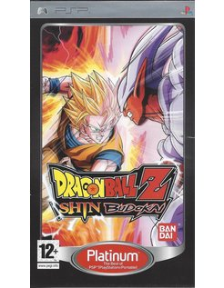 DRAGON BALL Z SHIN BUDOKAI for PSP