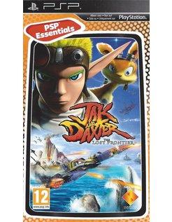 JAK AND DAXTER THE LOST FRONTIER für PSP