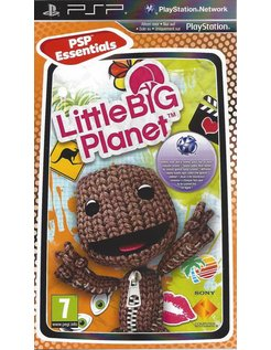 LITTLE BIG PLANET for PSP