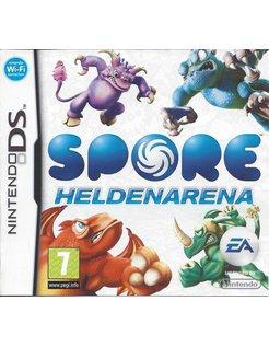 SPORE HELDENARENA for Nintendo DS
