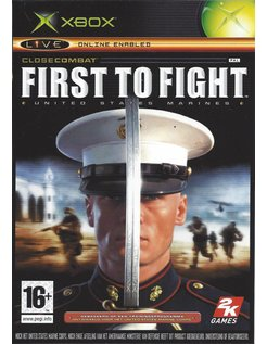 CLOSE COMBAT FIRST TO FIGHT for Xbox
