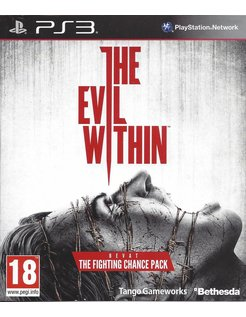 THE EVIL WITHIN for Playstation 3 PS3