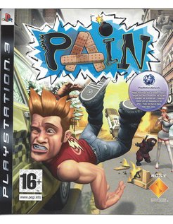 PAIN voor Playstation 3 PS3