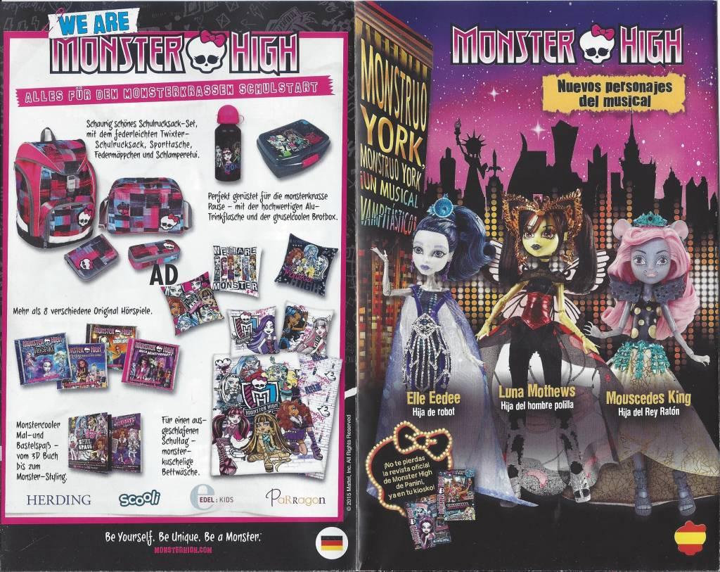 Wunderbar Monster High Malseite Bilder - Malvorlagen Von Tieren ...