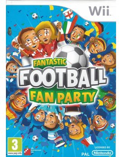 FANTASTIC FOOTBALL FAN PARTY für Nintendo Wii