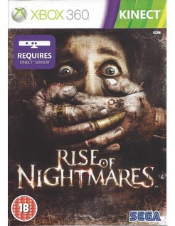RISE OF NIGHTMARES for Xbox 360 Kinect