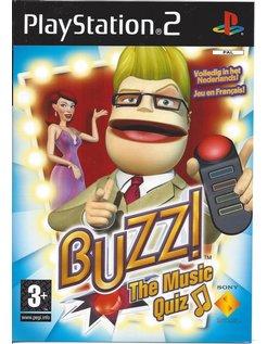BUZZ THE MUSIC QUIZ für Playstation 2 PS2