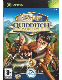 HARRY POTTER QUIDDITCH WORLD CUP for Xbox