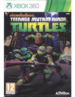 TEENAGE MUTANT NINJA TURTLES TMNT for Xbox 360