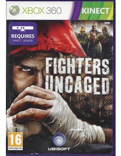 FIGHTERS UNCAGED für Xbox 360