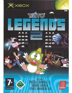 TAITO LEGENDS 2 voor Xbox