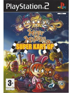 MYTH MAKERS SUPER KART GP for Playstation 2 PS2
