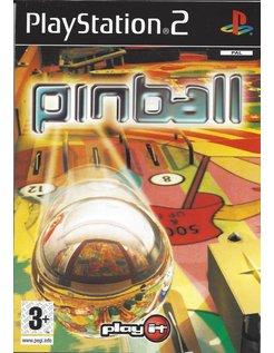 PLAY IT PINBALL für Playstation 2 PS2