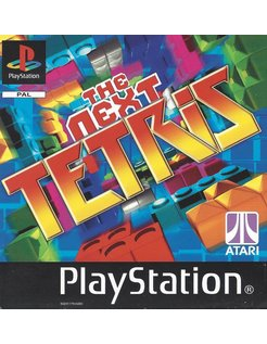 THE NEXT TETRIS for Playstation 1 PS1