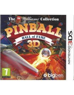 PINBALL HALL OF FAME for Nintendo 3DS
