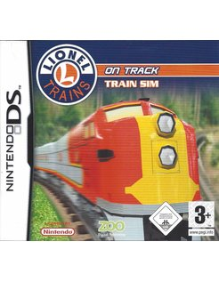 LIONEL TRAINS ON TRACK for Nintendo DS