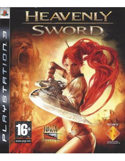 HEAVENLY SWORD for Playstation 3 PS3