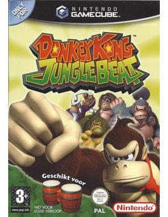 DONKEY KONG JUNGLE BEAT für Nintendo Gamecube