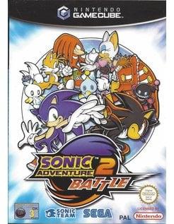 SONIC ADVENTURE 2 BATTLE voor Nintendo Gamecube