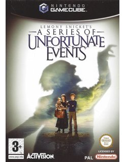 LEMONY SNICKET'S A SERIES OF UNFORTUNATE EVENTS für Nintendo Gamecube