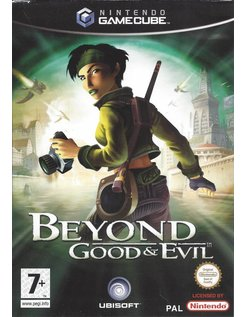BEYOND GOOD AND EVIL for Nintendo Gamecube
