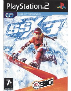 SSX 3 for Playstation 2 PS2