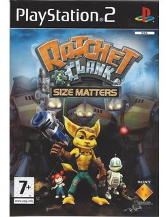 RATCHET & CLANK SIZE MATTERS für Playstation 2 PS2