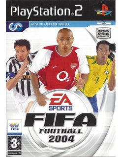 FIFA FOOTBALL 2004 für Playstation 2 PS2