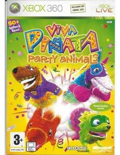 VIVA PIÑATA PARTY ANIMALS voor Xbox 360
