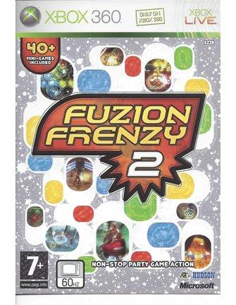 FUZION FRENZY 2 for Xbox 360