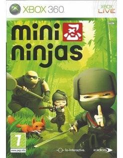MINI NINJAS voor Xbox 360