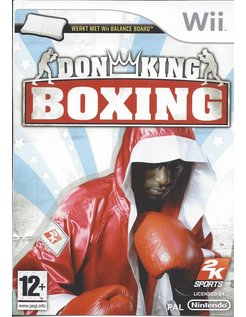 DON KING BOXING für Nintendo Wii