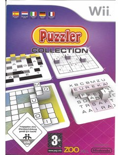 PUZZLER COLLECTION for Nintendo Wii