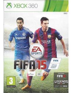 FIFA 15 für Xbox 360