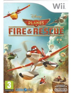 DISNEY PLANES FIRE & RESCUE for Nintendo Wii