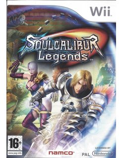 SOUL CALIBUR SOULCALIBUR LEGENDS für Nintendo Wii