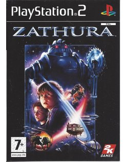 ZATHURA for Playstation 2 PS2