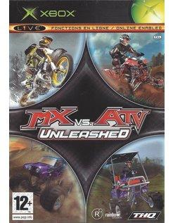 MX vs ATV UNLEASHED for Xbox