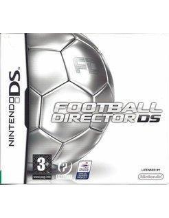 FOOTBALL DIRECTOR DS voor Nintendo DS