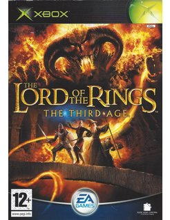 THE LORD OF THE RINGS - THE THIRD AGE for Xbox