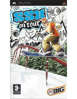 SSX ON TOUR for PSP