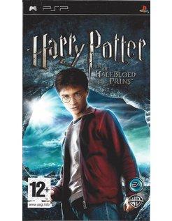 HARRY POTTER EN DE HALFBLOED PRINS for PSP