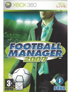 FOOTBALL MANAGER 2007 for Xbox 360