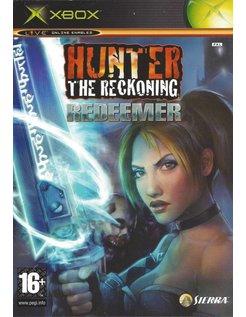 HUNTER THE RECKONING REDEEMER voor Xbox