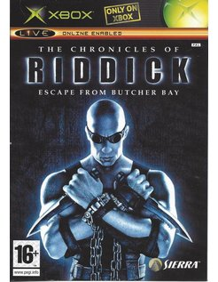 THE CHRONICLES OF RIDDICK - ESCAPE FROM BUTCHER BAY for Xbox