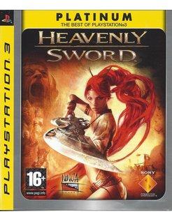HEAVENLY SWORD voor Playstation 3 PS3 - Platinum