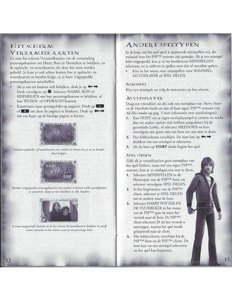HARRY POTTER EN DE VUURBEKER for PSP
