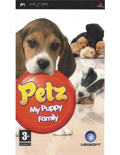 PETZ MY PUPPY FAMILY for PSP