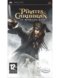PIRATES OF THE CARIBBEAN AT WORLD'S END for PSP