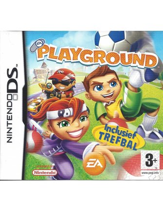 EA PLAYGROUND for Nintendo DS